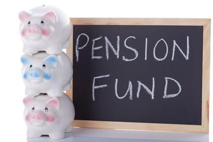 Dividing Pensions