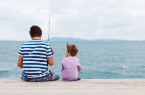Father's Visitation Rights During Divorce