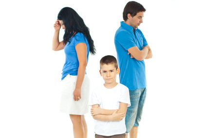 Child Custody in divorce