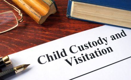 Child Visitation Rights during a Divorce