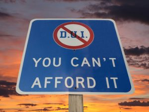 Child Custody First DUI Offense